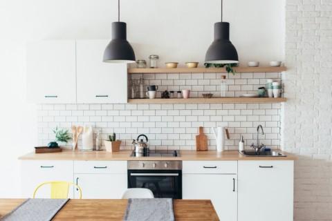 7 Cara Menyiasati Dapur Mungil