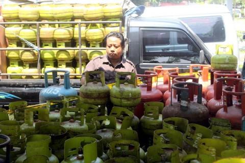 Pertamina Tambah Pasokan LPG 43.300 Tabung untuk Sulbar