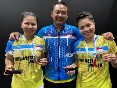 Daftar Pemenang Thailand Open 2021: Indonesia Dapat Satu Gelar