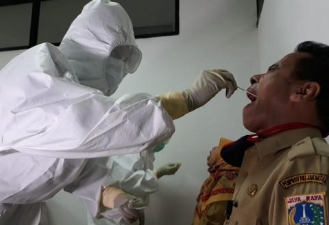 Kasus Covid-19 di Jakarta Bertambah 3.395 Pasien
