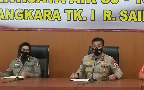 Korban Sriwijaya Air SJ-182 Teridentifikasi Bertambah 5 Orang