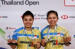 3 Foto Terpopuler: Greysia/Apriyani Juara Thailand Open hingga Kondisi Gunung Semeru Pascaerupsi