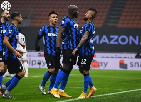 Inter vs Juventus: Nerazzurri Menangi Derby d'Italia
