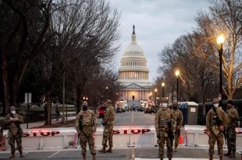 Pentagon Antisipasi 'Serangan Orang Dalam' saat Pelantikan Biden