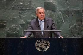 UN Secretary-General Calls for Protection of Civilians in Sudan's West Darfur
