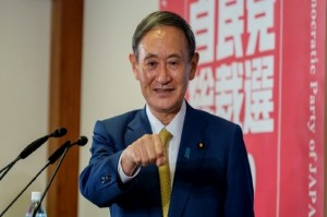 PM Jepang Yoshihide Suga Bertekad Redam Pandemi Covid-19