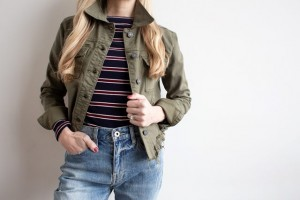 3 Tips Mix and Match Outfit Warna Hijau Army