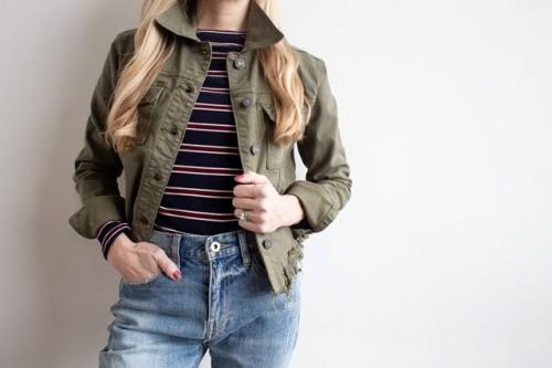 Ini dia tiga tips padukan warna hija army yang fashionable. (Foto: Ilustrasi/Unsplash.com)