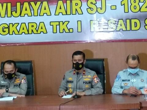34 Jenazah Korban Sriwijaya Air SJ-182 Rampung Diidentifikasi