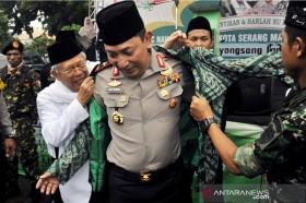 Komjen Listyo Bantu Masyarakat Kesepuhan Banten Dapatkan 5 SK Hutan Adat