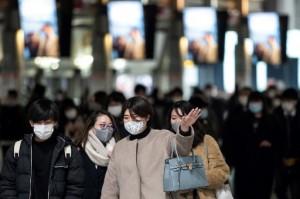 Tanpa Catatan ke Inggris, 3 Warga Jepang Terinfeksi Varian Baru Covid-19