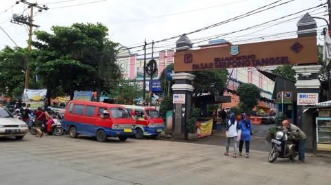Penjaja Daging Pasar Serpong Ikut Mogok Jualan