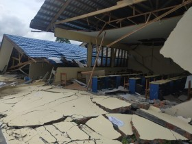 West Sulawesi Quake Death Toll Climbs to 88: SAR Agency