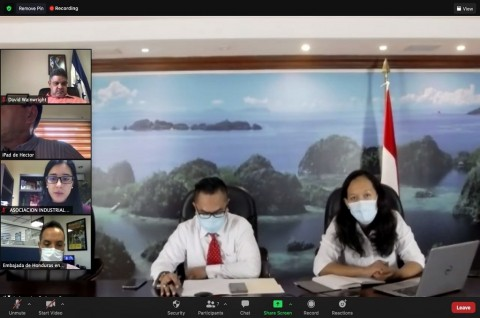 Honduras Dorong Kerja Sama 400 Ribu Metrik Ton Sawit dengan Indonesia
