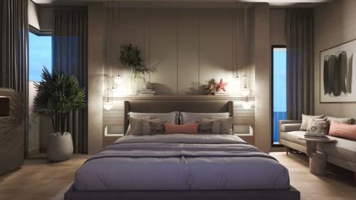 Warna coklat yang lembut bisa memberikan efek menenangkan di kamar kamu. (Foto: Ilustrasi/Unsplash.com)