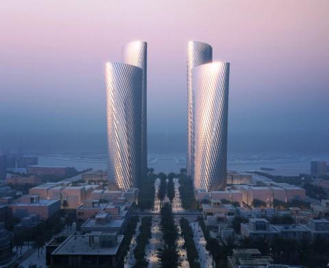 Sambut FIFA 2022, Qatar Bangun 4 Gedung Pencakar Langit