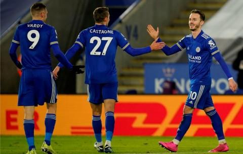 4 Fakta Menarik Usai Leicester Hantam Chelsea
