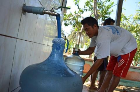 Rambah Bisnis Air Minum, WIKA Bentuk Perusahaan Patungan