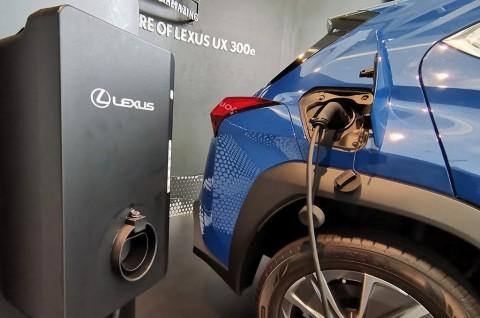 Penjualan Mobil Listrik di Indonesia Melesat di Tahun 2020