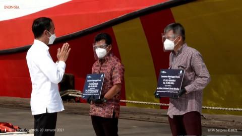 Jokowi Perintahkan Santunan Kecelakaan Sriwijaya Air Segera Diselesaikan
