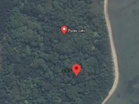 Viral Tanda SOS di Pulau Laki, Basarnas Angkat Bicara