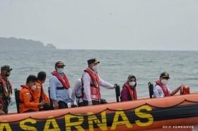 Mudahkan Pencarian, KNKT Bangun Posko di Pulau Lancang