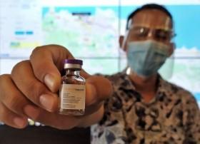 Bahan Baku 140 Juta Dosis Vaksin Covid-19 Tiba di Semester I 2021