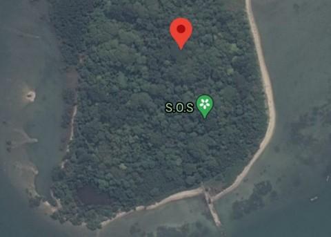 Tanda SOS di Pulau Laki Dihapus Google, Ini Penjelasannya