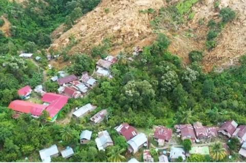 107 Korban Gempa Sulbar Ditampung di Sulsel