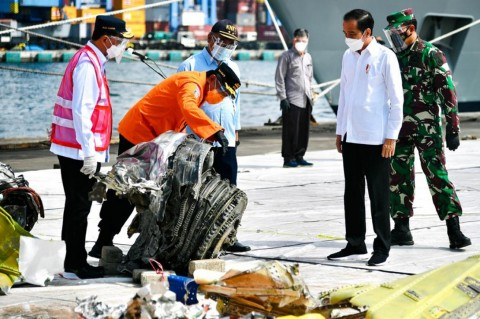 Serpihan Pesawat Sriwijaya Air SJ-182 Kembali Ditemukan