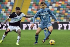 Udinese vs Atalanta: Udinese Berbagi Angka dengan Atalanta