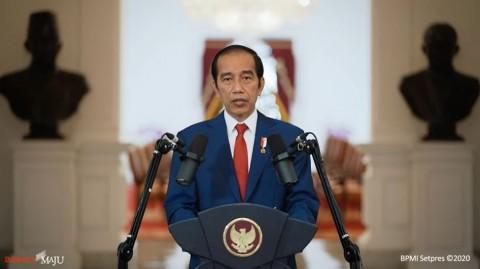 Kurangi Impor Pangan, Jokowi Minta Para CEO Berkolaborasi dengan Petani
