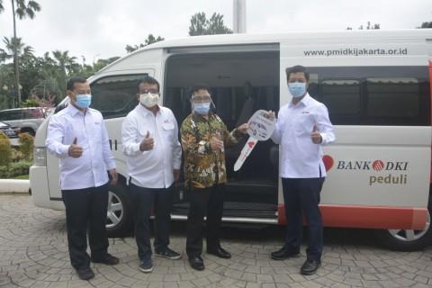 Optimalkan Program Kemanusiaan, Bank DKI Beri Dukungan ke PMI Jakarta