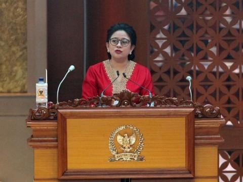 Ketua DPR: Penegakan Hukum Tidak Boleh Pakai Kacamata Kuda