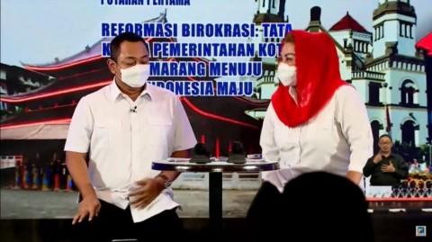 KPU Tetapkan Hendrar Prihadi Jadi Wali Kota Semarang 2021-2024