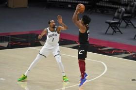 Hasil NBA Hari Ini: Cavaliers Rusak Debut <i>Big Three</i> Nets