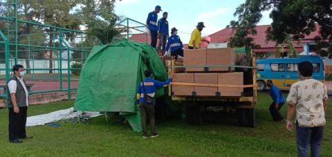 1.385 Sekolah Rusak Terdampak Banjir Kalimantan Selatan