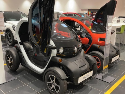 Prestige Motorcars Jualan Mobil Listrik Mungil, Rudy: Komitmen