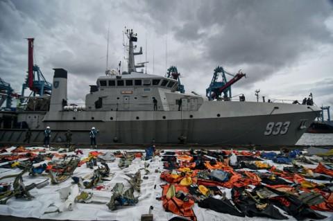 Pencarian Dihentikan, Identifikasi Jenazah Korban Sriwijaya Air Berlanjut