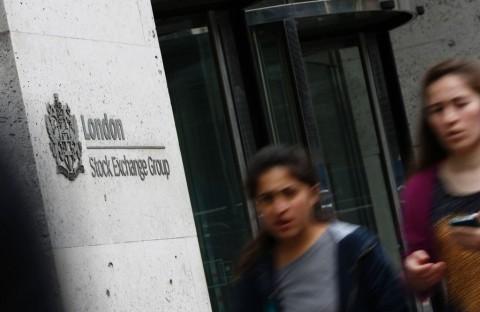 Bursa Saham Inggris Tergerus 0,37%