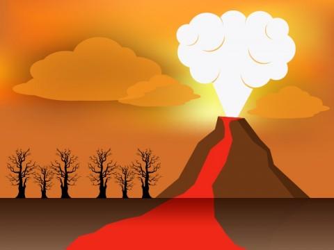 Penyebab Gunung Meletus dan Pengaruhnya Terhadap Pemanasan Global
