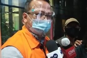 KPK Cecar Edhy Prabowo Soal Uang dari Eksportir