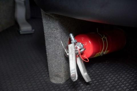 Ini Jenis APAR yang Cocok untuk Digunakan Di Mobil