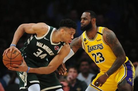 Hasil NBA Hari Ini: Lakers Permalukan Bucks