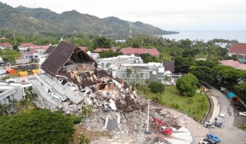 Gempa Sulbar, 279 Aset Negara Rusak dengan Kerugian Rp494 Miliar