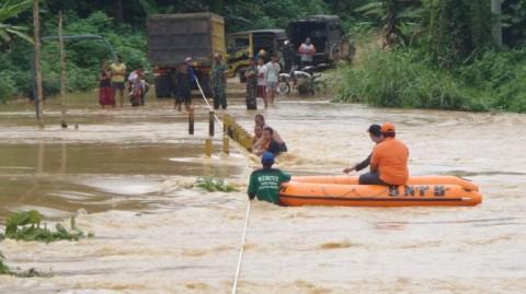 15 Aset BMN Terdampak Banjir Kalsel, Kerugian Negara Capai Rp35,3 Miliar