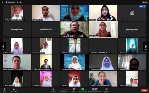 Pelajar dan Pelaku UMKM di Lebak Dibekali Pemanfaatan Media Digital