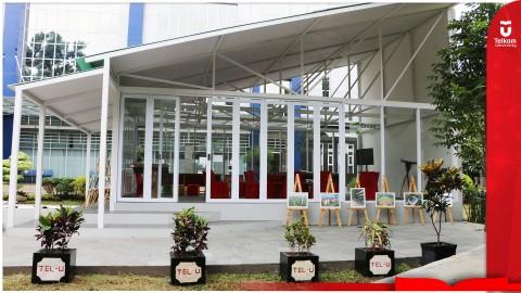 Tel-U Green Lounge, Fasilitas Mini Showcase Green Innovation