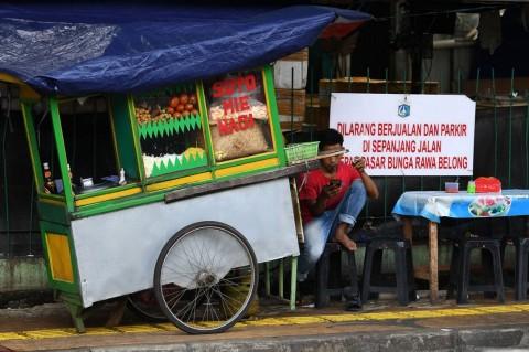 626 PKL Terdampak PPKM Di Karanganyar Terima Kompensasi