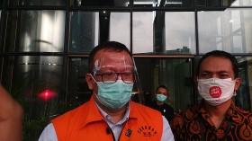 Masa Penahanan Edhy Prabowo Diperpanjang